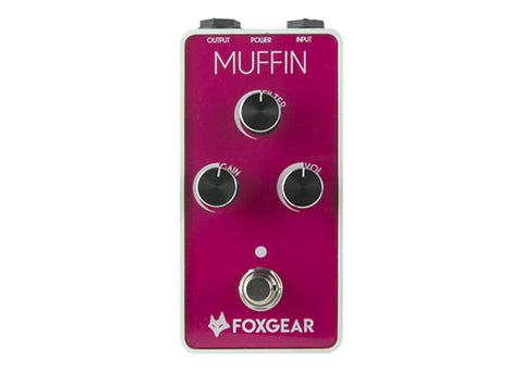 FoxGear Muffin Guitar
