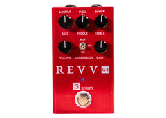 Revv G4 Saturated Red Distortion