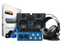 PreSonus AudioBox Studio Ultimate Bundle Hardware/Software Recording Kit Demo