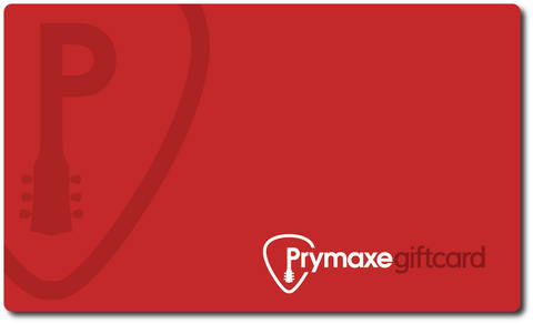 Prymaxe Digital Gift Card