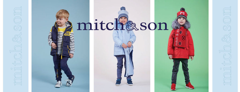 mitch & son autumn winter 2018 2019