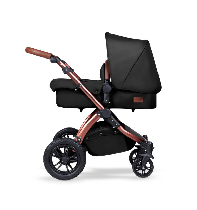 Ickle Bubba Stomp V4 Special Edition Midnight Bronze Isofix Travel System