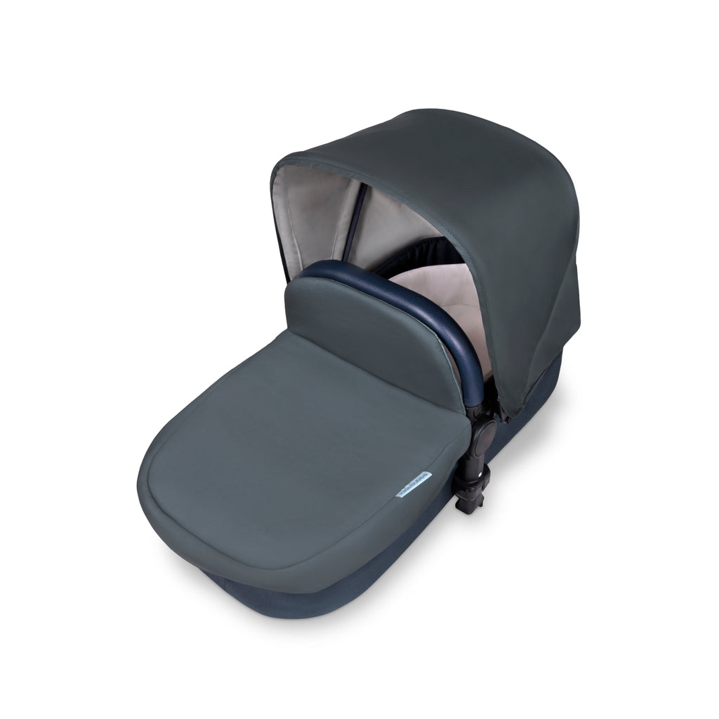 Ickle Bubba Stomp V4 Blueberry Chrome Isofix Travel System
