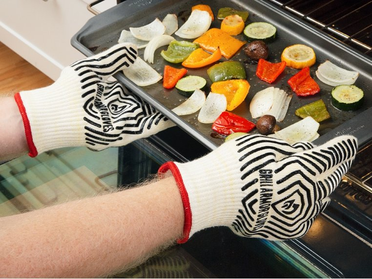 Grill Armour Gloves: