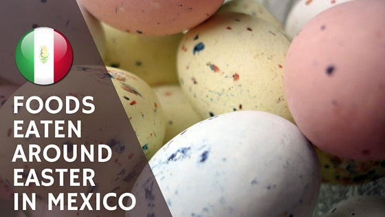 Foods Eaten Around Easter in Mexico - Grill Armor Gloves