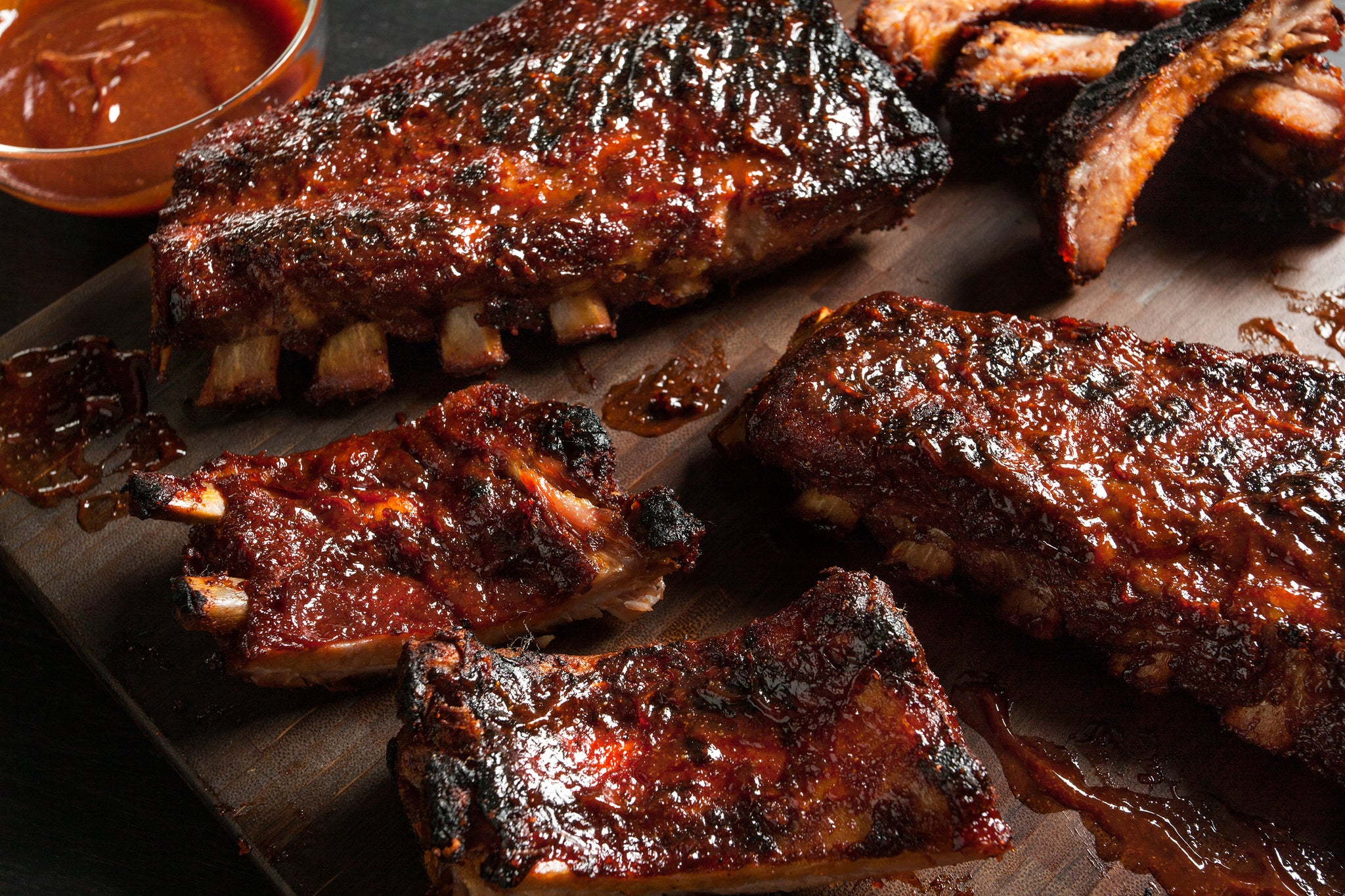 How to Prepare and Cook Barbecue Pork Ribs