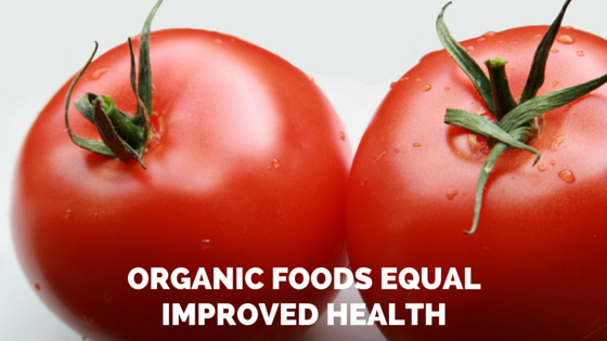 Organic Foods Equal Improved Health - Grill Armor Gloves
