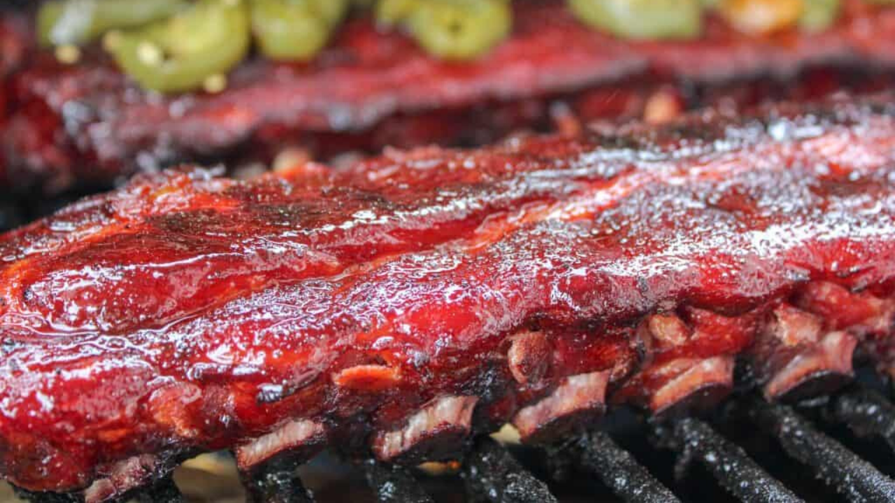 Smoked Baby Back Ribs Electric Smoker Recipe
