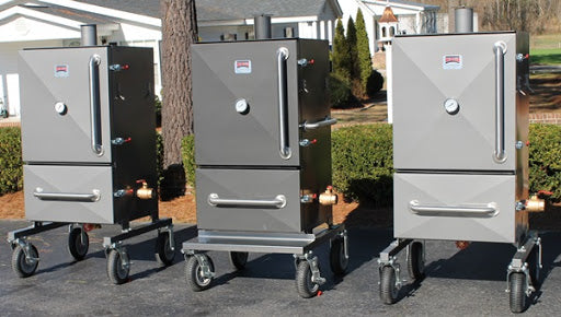 Vertical Smokers