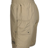 Beer Can Island® Original Swim Trunk Khaki