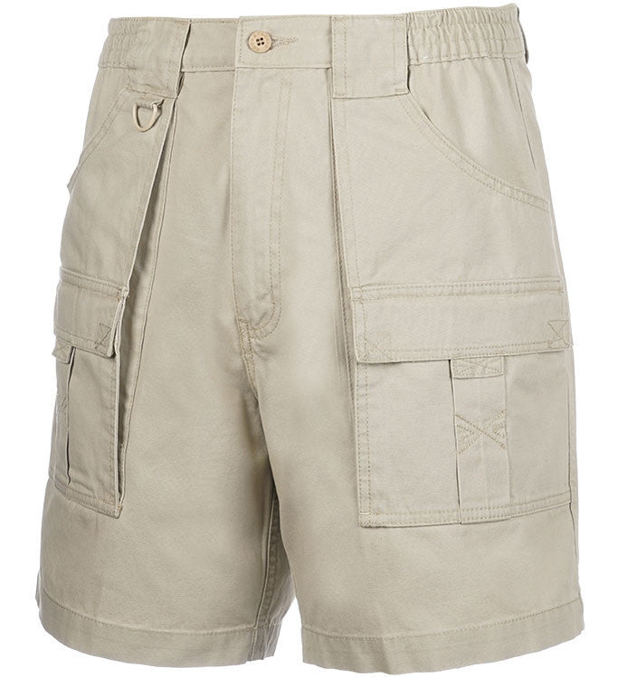 Mens Beer Can Island® Cargo Short Sand