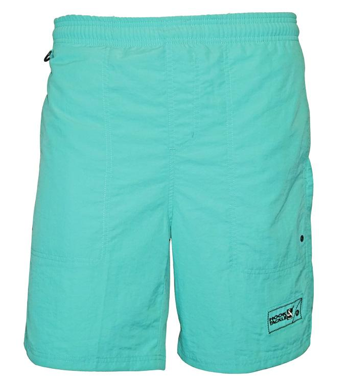 Beer Can Island® Original Swim Trunk Aqua