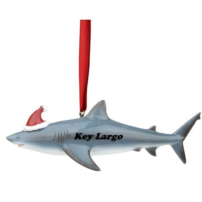Key Largo Shark Ornament