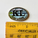 Key Largo Lapel Pin