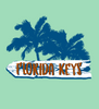 Florida Keys Sign Post T-Shirt