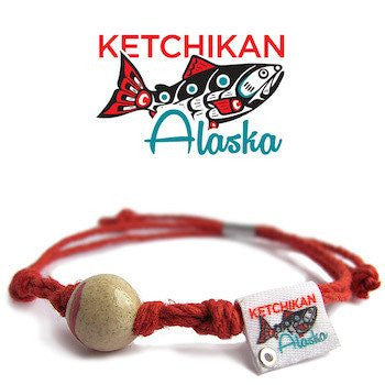Ketchikan Alaska Earth Bracelet