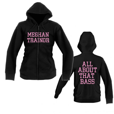 Meghan Trainor All About That Bass Hoodie