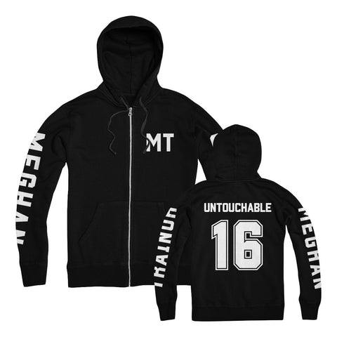 Untouchable Zip Up Hoodie