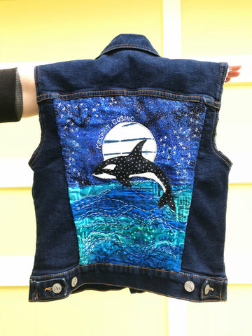 Custom Orca Vest For Corinna
