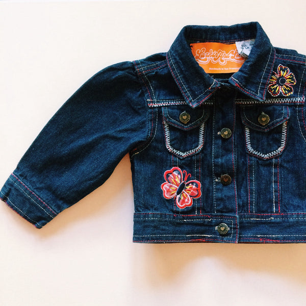 Baby Prince Jean Jacket