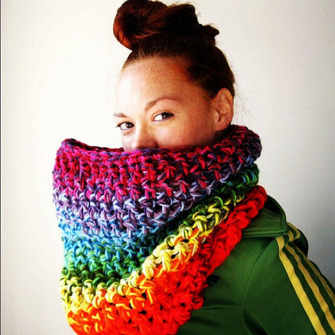 Rainbow Cowl So Intense