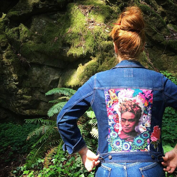 Frida Jacket Take One