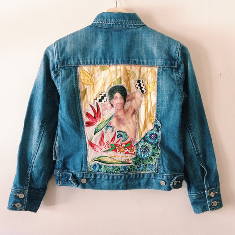 Prince in the Garden Wearable Art Jacket