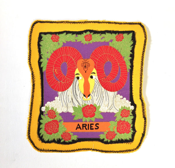 Aries. Large Back Patch