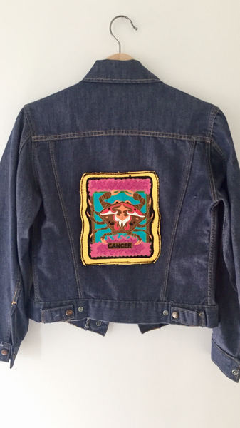 Leo. Large Back Patch