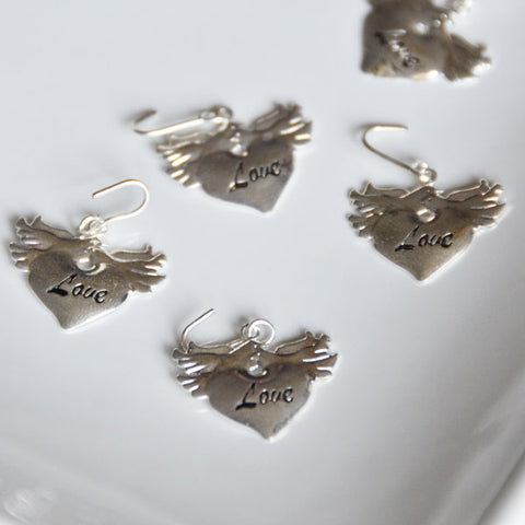 .Love Doves Charms
