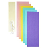 Tissue Paper Tassel Party Garland (20 Tassels Per Package) - 14 Inch Long Tassels (Pastel Colors)