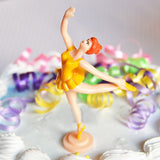 Ballerina Large Cake Topper (2 Count)