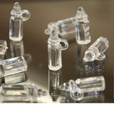 Baby Bottle Plastic Favors 1 1/4""