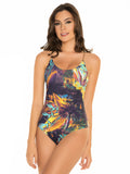 Salto Angel One Piece - Cabana Chic Swimwear