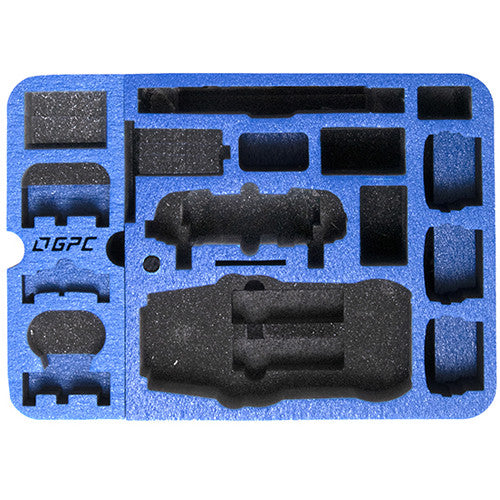 DJI MAVIC 2 ENTERPRISE W/SMART CONTROLLER REPLACEMENT FOAM SET