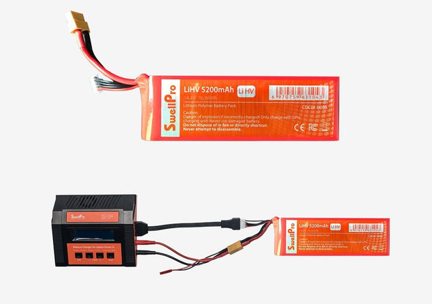 NEW 4S HIGH-VOLTAGE BATTERY FOR SPLASHDRONE 3/3+