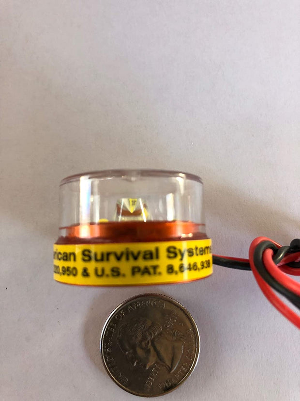 DS-30-1 lightning LED drone strobe light locator