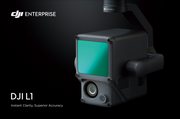 Zenmuse L1- A Lidar + RGB Solution for Aerial Surveying