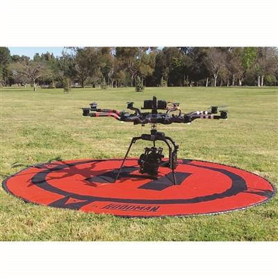 8 Ft Drone Launch Pad - HDLP8