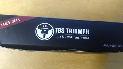 tbs triumph antennas( pair)