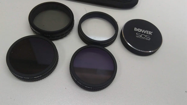 Bower SCS ND lense filter pack for Phantom 3 or 4