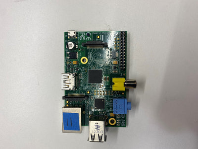 Raspberry Pi with HDMI and dual USB