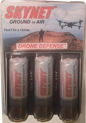 SKYNET Drone Defense- 3 Pack
