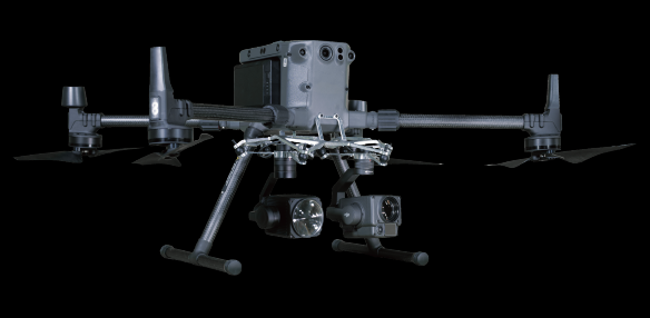 GL60 UAV Gimbal Light