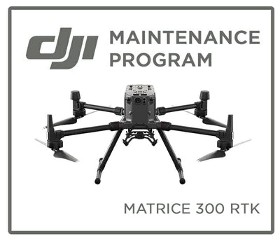 DJI Maintenance Program