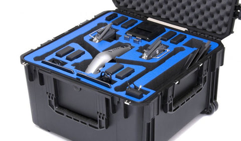 DJI INSPIRE 2 LANDING MODE CASE FOR CENDENCE, CRYSTALSKY, & MORE