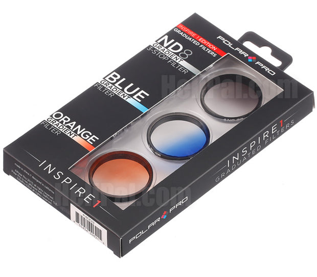 Polar Pro inspire one gradient filter