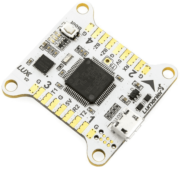 LUX V2 flight controller