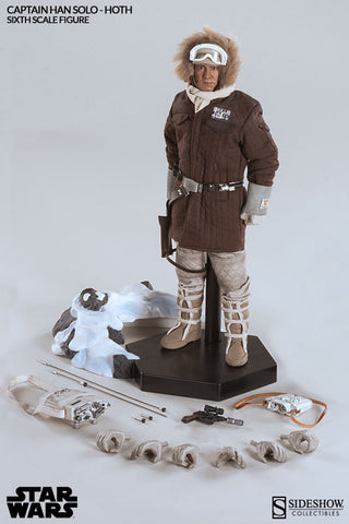 Sixth Scale Figure: Han Solo Hoth