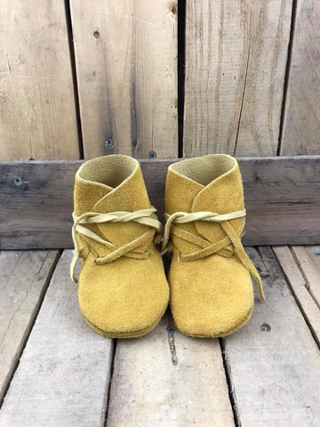 Factory Hide Plain Wraparounds Slipper